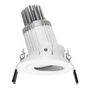 i-LèD - Downlights - Quantum - Quantum-J2 Adjustable - powerLED 15 W 400 mA