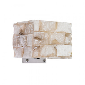 Ideal Lux - Carrara - Carrara AP1 - Applique con diffusore in alabastro