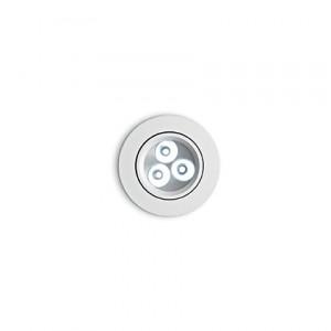 Ideal Lux - Delta - Delta FI3 - Faretti a LED orientabili