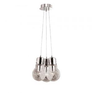 Ideal Lux - Luce Max - Luce Max SP3 - Sospensione di design da tre luci