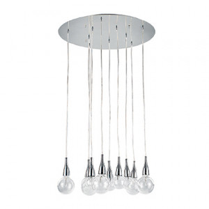 Ideal Lux - Minimal - Minimal SP10 - Sospensione con lampade alogene