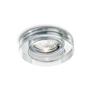 Ideal Lux - Notes - Blues FI1 - Faretti in alluminio e vetro