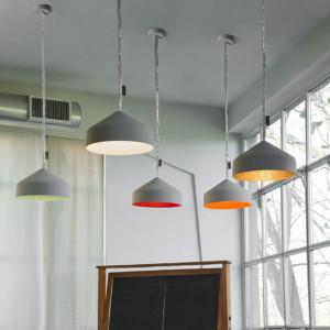 In-es.artdesign - Cyrcus - Cyrcus Cemento - Lampada a sospensione
