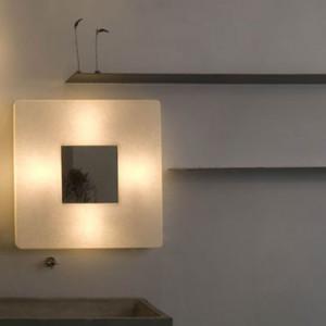 In-es.artdesign - Ego - Ego 1 - Cornice luce-specchio