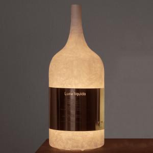 In-es.artdesign - Luce Liquida - Luce Liquida 1 - Lampada da tavolo