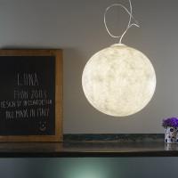 In-es.artdesign - Luna - Luna 3 - Lampada a sospensione