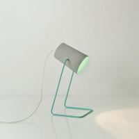 In-es.artdesign - Paint - Paint T Cemento - Lampada da tavolo
