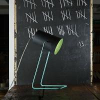 In-es.artdesign - Paint - Paint T Lavagna - Lampada da tavolo
