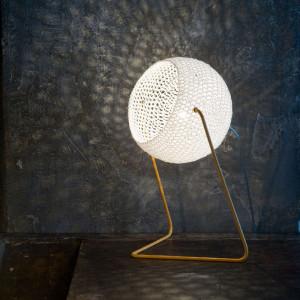 In-es.artdesign - Trama 1 - Trama T1 - Lampada da tavolo