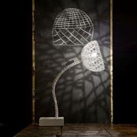 In-es.artdesign - Trama 2 - Trama T2 - Lampada da tavolo