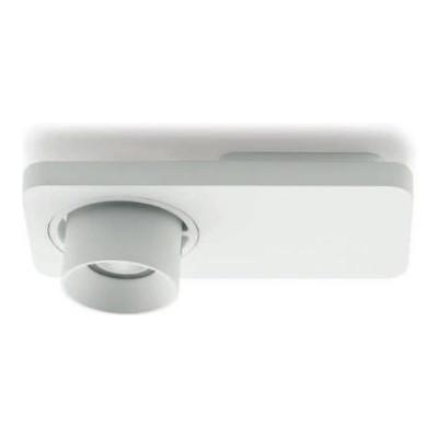 Linea Light - Applique - Beebo PL - Lampada di design componibile - Bianco -  - Bianco caldo - 3000 K - 45°