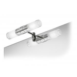 Linea Light - Fotis - Faretto per specchiera Fotis 9x5 cm
