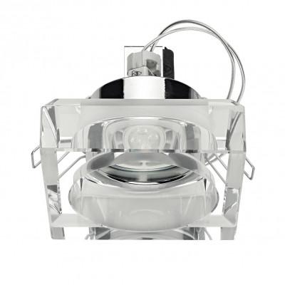 Linea Light - Incasso - Faretto da incasso Incas a una luce - Trasparente - LS-LL-6360