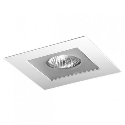 Linea Light - Incasso - Faretto da incasso Incas con vetro - Bianco - LS-LL-4720