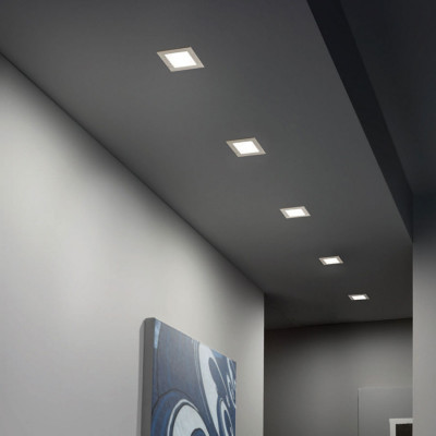 Linea Light - Incasso - Incasso - Lampada soffitto luce led