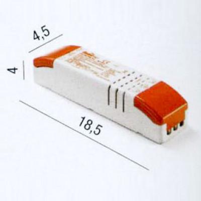 Linea Light - Incasso - Trasformatore elettronico Max 200W - 230/12V