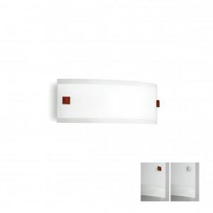 Linea Light - Mille - Mille LED AP M - Applique in vetro