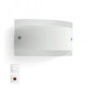 Linea Light - Mille - Mille LED AP PL S - Applique o plafoniera in vetro