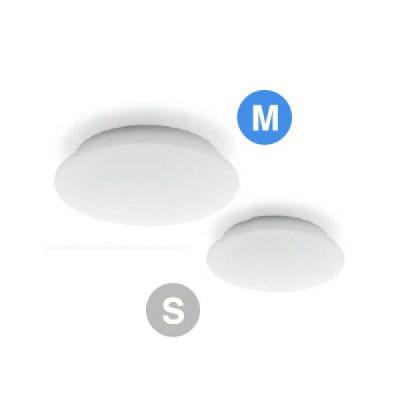 Linea Light - My White - My White M PL round - Lampada parete e soffitto