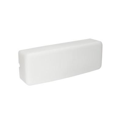 Linea Light - My White - My White S AP - Lampada minimalista a parete e soffitto