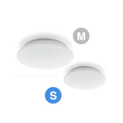 Linea Light - My White - My White S PL round - Lampada rotonda