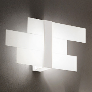 Linea Light - Triad - Triad - Applique tre vetri M