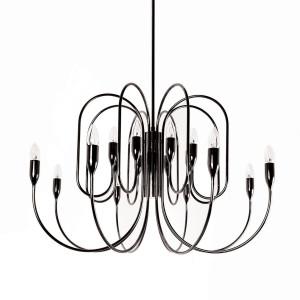 Lumen Center - Freedom - Freedom 16L SP - Lampadario di design a sedici luci
