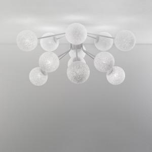Lumen Center - Iceglobe Micro - Iceglobe Micro P PL - Plafoniera da 12 luci