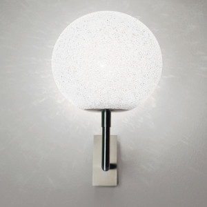 Lumen Center - Iceglobe Mini - Iceglobe Mini 21B AP - Lampada da parete a sfera