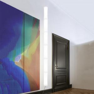Lumen Center - Takè Plus - Také Plus S&P 06 SP - Lampada da soffitto e terra con sei elementi a LED