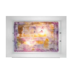 Lumicom - Mistery - Mistery RS – Plafoniera vetro colorato