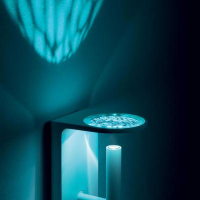 Ma&De - 2Nights - 2Nights W2 AP LED on/off switch - Lampada a parete a Led con interruttore on/off integrato