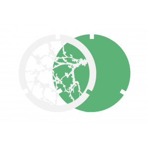 Ma&De - 2Nights - Filter Tree - Filtro texture Albero per applique 2Nights