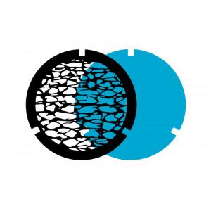 Ma&De - 2Nights - Filter Water - Filtro texture Aqua per applique 2Nights