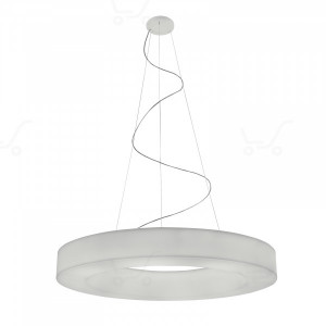 Ma&De - Nature Power - Saturn P SP S LED - Lampadario moderno circolare a LED