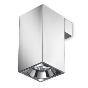 Traddel - Lampada a parete o soffitto - Plik quadrato S - Lampada parete