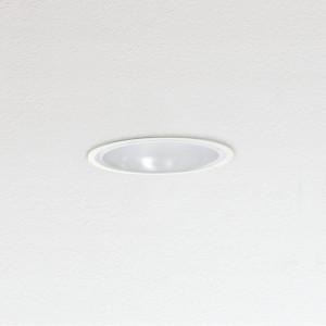 Traddel - Lampade a incasso a parete o soffitto - Oblò - Plafoniera rotonda da incasso diffusore policarbonato
