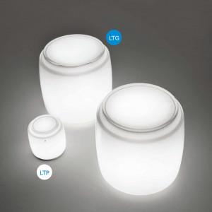 Vistosi - Bot - Bot LT35 - Lampada da tavolo L