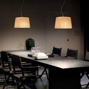 Vistosi - Cloth - Cloth SPG D2 - Lampada a sospensione 2 luci L
